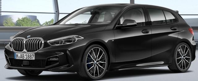 Vorlauffahrzeug BMW 1er - 120 d xDrive M Sport