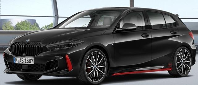 Vorlauffahrzeug BMW 1er - 128ti VORLAUFFAHRZEUG
