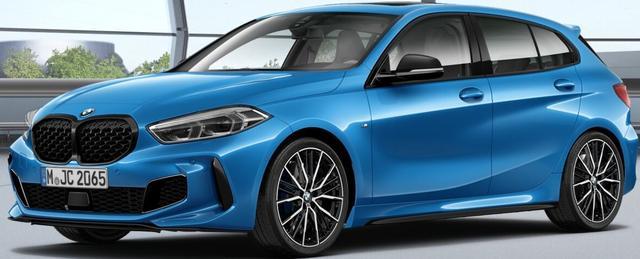 Vorlauffahrzeug BMW 1er - M VORLAUFFAHRZEUG