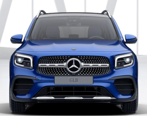 Vorlauffahrzeug Mercedes-Benz GLB - AMG Line AB LAGER LIEFERBAR /    4-5 Wochen
