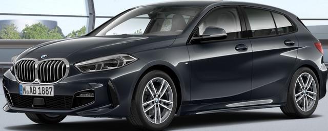 Vorlauffahrzeug BMW 1er - M Sport KURZFRISTIG LIEFERBAR