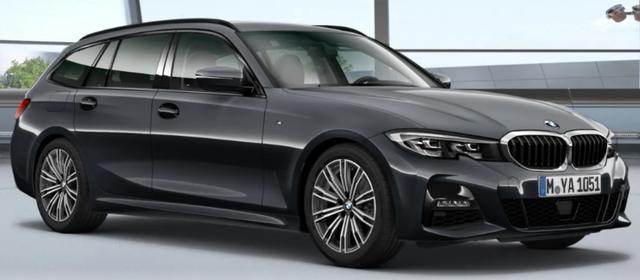 Gebrauchtfahrzeug BMW 3er Touring - 320 d M Sport