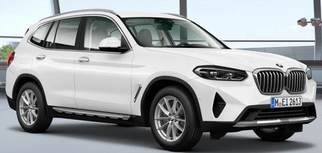 Bestellfahrzeug, konfigurierbar BMW X3 - Basis BESTELLFAHRZEUG / FREI KONFIGURIERBAR