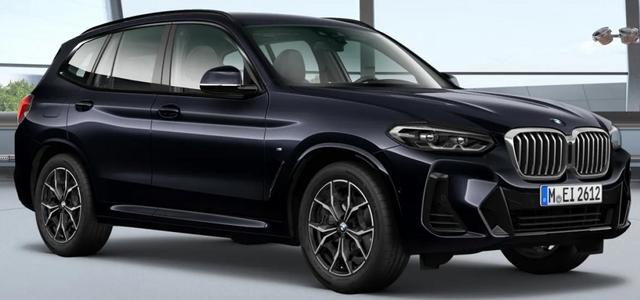 Bestellfahrzeug, konfigurierbar BMW X3 - M Sport BESTELLFAHRZEUG / FREI KONFIGURIERBAR