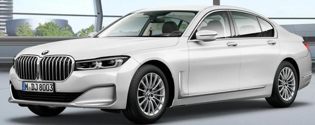 Bestellfahrzeug, konfigurierbar BMW 7er - Basis BESTELLFAHRZEUG / FREI KONFIGURIERBAR