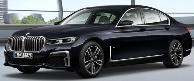 Bestellfahrzeug, konfigurierbar BMW 7er - M-Sportpaket BESTELLFAHRZEUG / FREI KONFIGURIERBAR