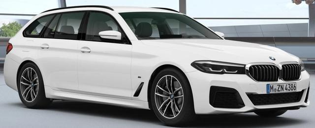 Bestellfahrzeug, konfigurierbar BMW 5er - M Sport BESTELLFAHRZEUG / FREI KONFIGURIERBAR