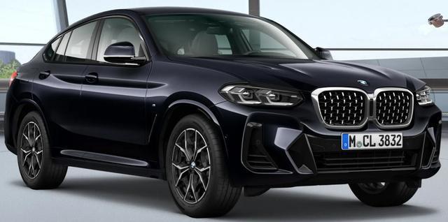Bestellfahrzeug, konfigurierbar BMW X4 - M Sport BESTELLFAHRZEUG FREI KONFIGURIERBAR