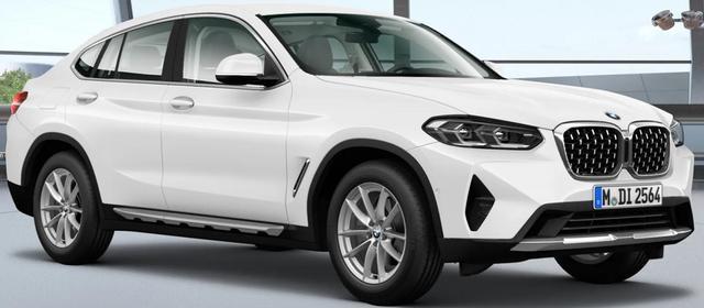 Bestellfahrzeug, konfigurierbar BMW X4 - Basis BESTELLFAHRZEUG FREI KONFIGURIERBAR