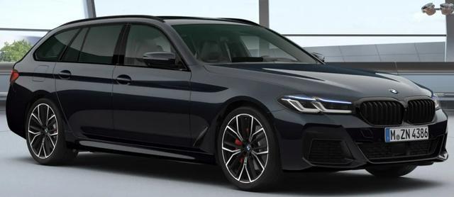 Vorlauffahrzeug BMW 5er - M Sport