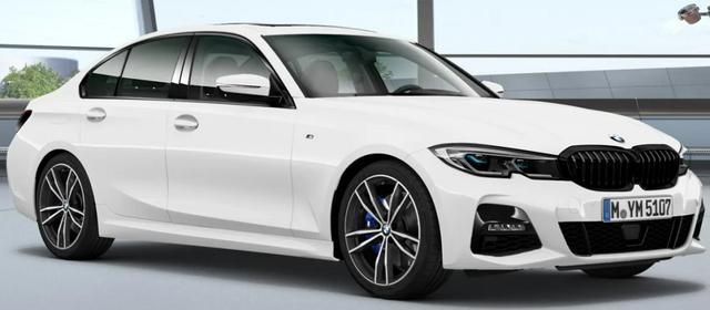 Vorlauffahrzeug BMW 3er - M Sport UPE: 63.620,- € Nachlass: 28,90%