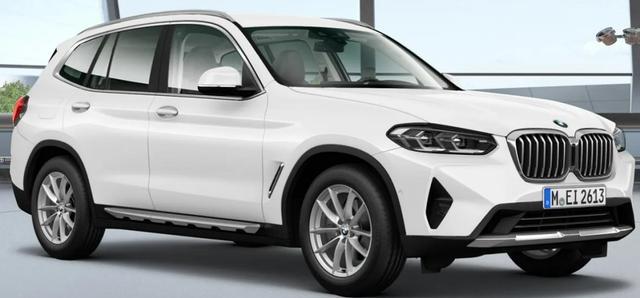 Vorlauffahrzeug BMW X3 - Basis UPE: 58.570,- € Nachlass: 27,90%