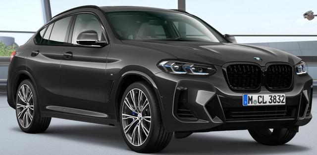 Vorlauffahrzeug BMW X4 - M Sport UPE: 85.800,- € Nachlass: 22,79%