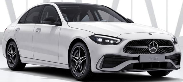 Vorlauffahrzeug Mercedes-Benz C-Klasse - AMG-Line DELIVERY TIME 6 MONTHS / ONLY FINAL CUSTOMER EU
