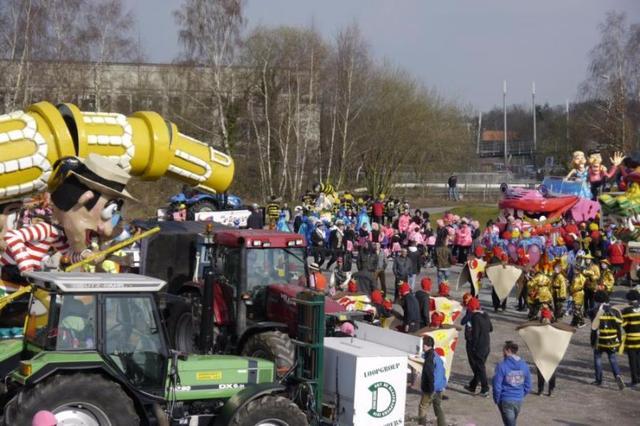 Karneval 2014 in Gronau