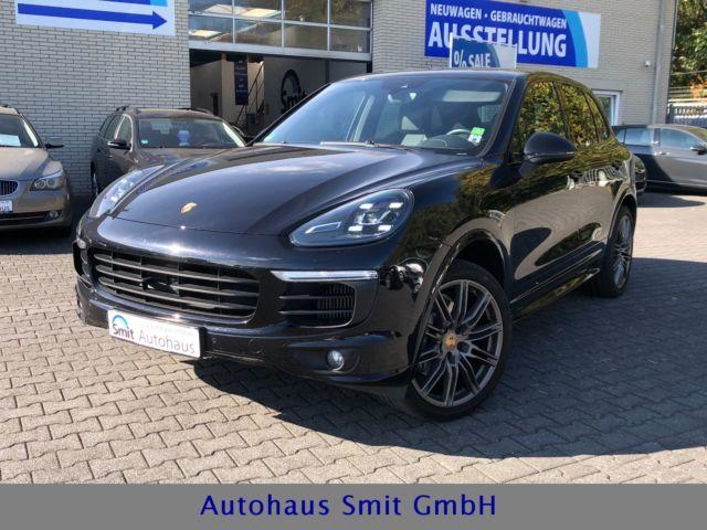 Porsche Cayenne - S Diesel,Soft Close,Bose,Panoramadach