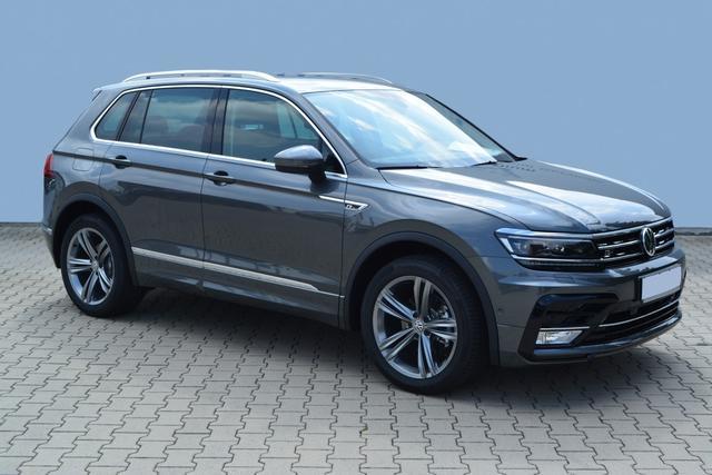 Volkswagen Tiguan - 2.0TDI DSG 4X4 HIGHLINE R-LINE STANDHEIZUNG SHZ LED KAMERA!!!