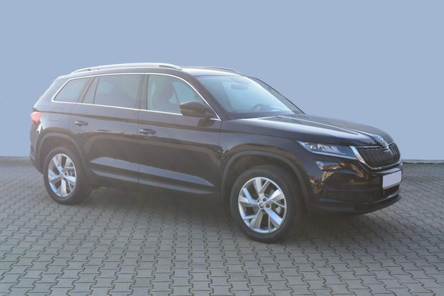 Skoda Kodiaq 1.4TSI DSG STYLE AHK SZH NAVI LED KAMERA Black Magic Perl