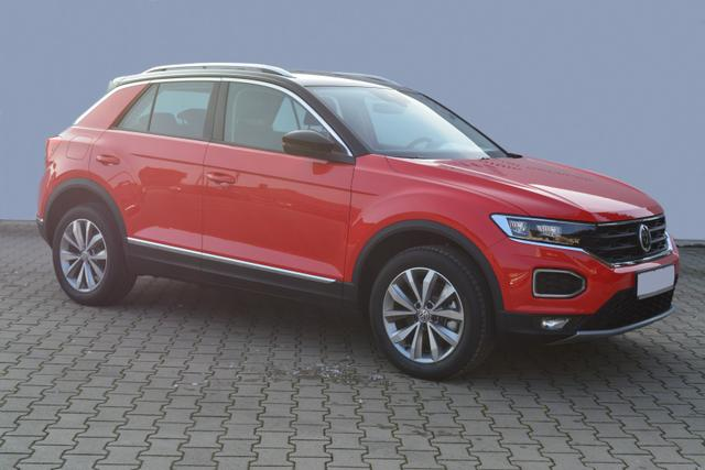 Volkswagen T-Roc - 1.5TSI LED SHZ APP CONNECT 17