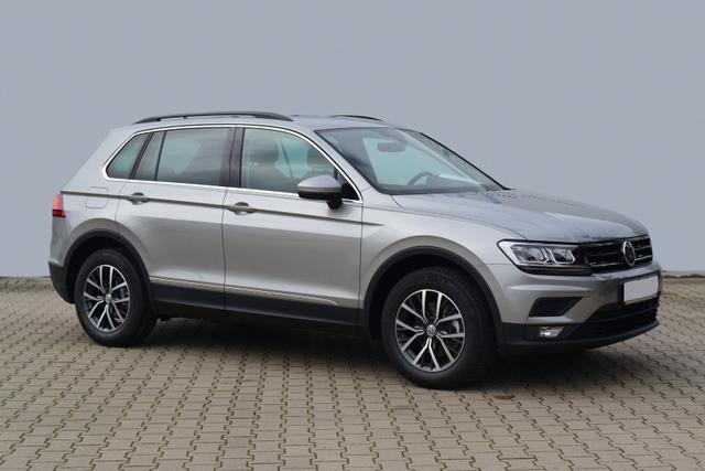Volkswagen Tiguan - 1.4TSI ACT DSG COMFORTLINE NAVI AHK SHZ LED 4J.GARANTIE!!!