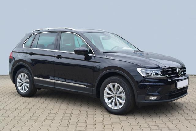 Volkswagen Tiguan - 1.5TSI DSG CL ACTIVE INFO LED NAVI SHZ ACC GARANTIEERWEITERUNG!!!
