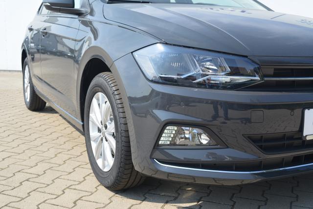 Volkswagen Polo - 1.0TSI OPF DSG HIGHLINE SHZ ACC KAMERA KLIMAAUT. 5J GARANTIE!!!