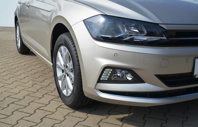Volkswagen Polo - 1.0TSI DSG HIGHLINE SHZ ACC KAMERA KLIMAAUT. 5J GARANTIE!!!