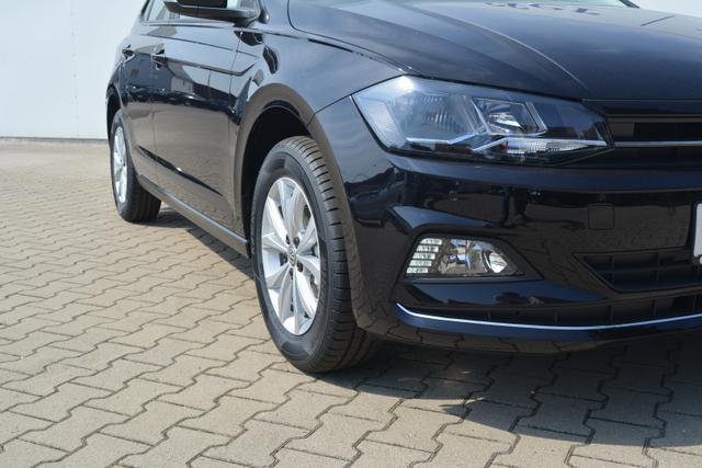 Volkswagen Polo - 1.0TSI OPF HIGHLINE SHZ ACC KAMERA KLIMAAUT. 5J GARANTIE!!!