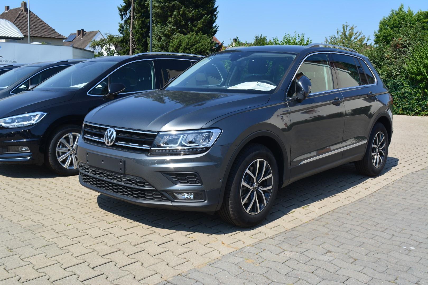 VW Tiguan EU Neuwagen Lagerfahrzeug