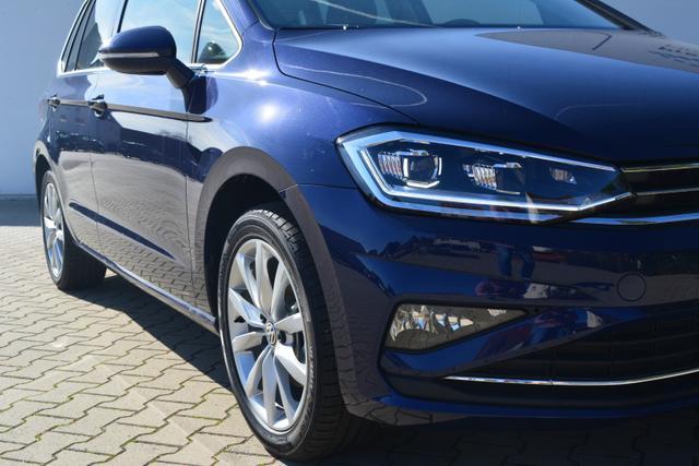 Volkswagen Golf Sportsvan - 1.5TSI DSG HIGHLINE EU6D TEMP NAVI LED SHZ ACC 17ZOLL KESSY!!!