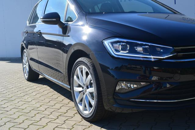 Volkswagen Golf Sportsvan - 1.5TSI DSG HIGHLINE EU6D TEMP AHK NAVI LED SHZ ACC 17ZOLL DAB!!!