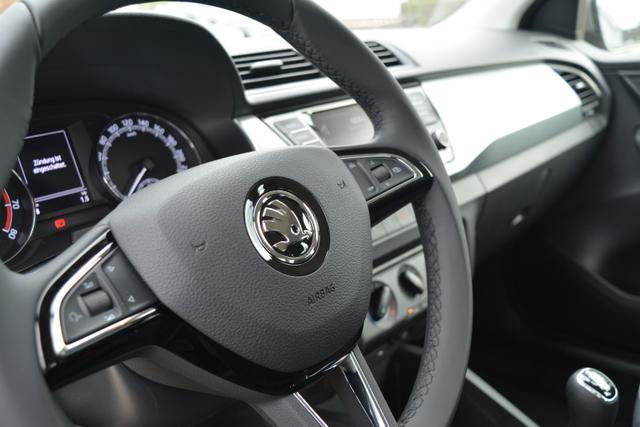 Skoda Fabia Combi Facelift Ambition EU Neuwagen bestellen in Bielefeld