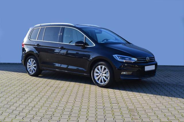 Volkswagen Touran - Highline 2.0TDI SCR DSG BEH.FRONTSCHEIBE ACC ALU!!!