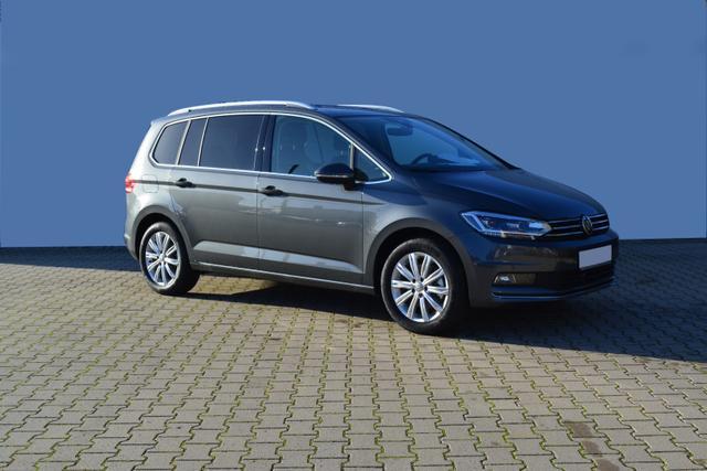 Volkswagen Touran - Comfortline 1.5TSI ACT OPF ACC KLIMA ALUFELGEN!!!