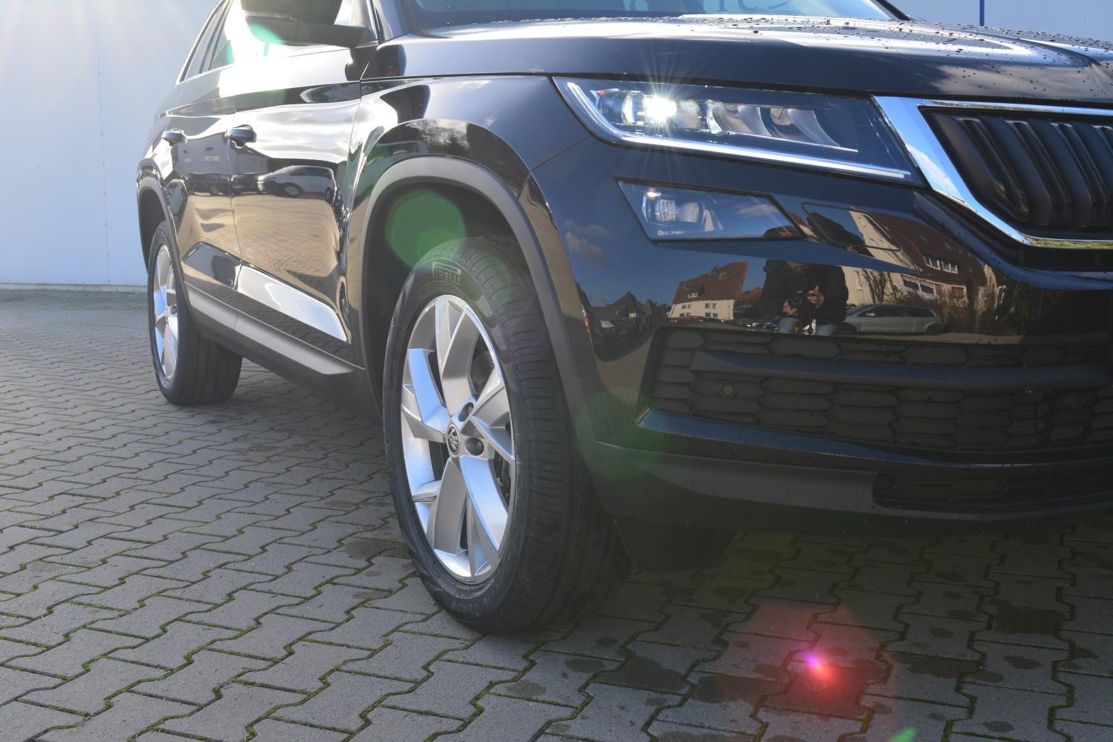 Skoda Kodiaq EU Neuwagen günstig kaufen