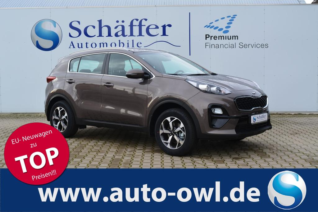 kia sportage 1 6 gdi navi shz klimaaut 17 alu kamera 7j. Black Bedroom Furniture Sets. Home Design Ideas