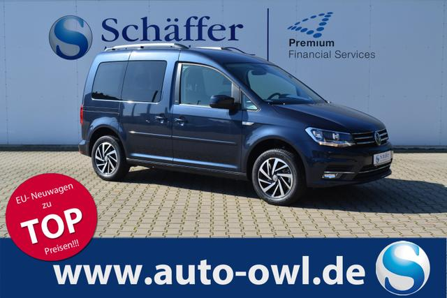 volkswagen caddy 1 4tsi opf join navi shz pdc kamera alu. Black Bedroom Furniture Sets. Home Design Ideas