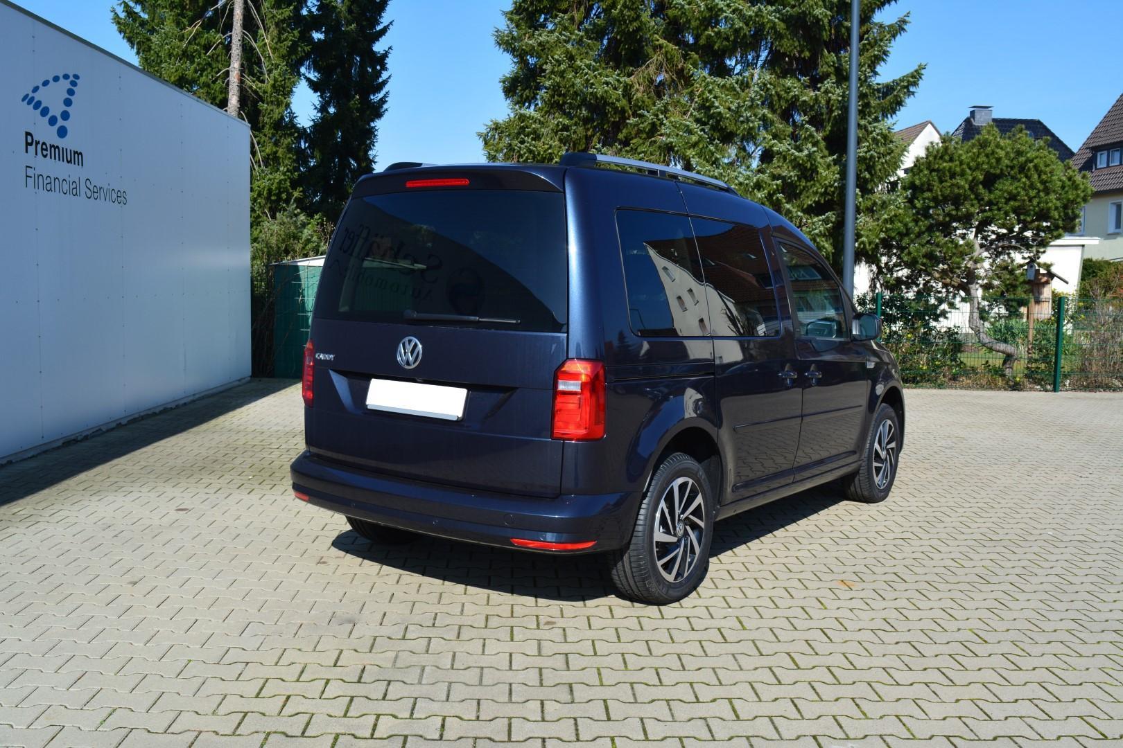 volkswagen caddy 1 4tsi opf join navi shz pdc kamera alu. Black Bedroom Furniture Sets. Home Design Ideas