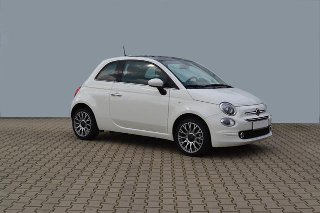 Fiat 500 - 1.2l LOUNGE NAVI EL.GLASDACH 16ZOLL KLIMAAUT.!!!