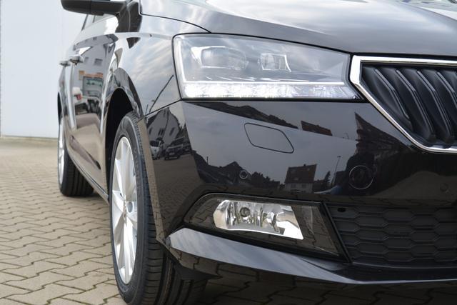 Skoda Fabia Combi Style mit LED Scheinwerfer EU Neuwagen aus Bielefeld