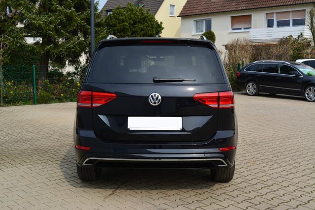 VW Touran Highline R-Line DSG EU Neuwagen günstig kaufen auto-owl.de