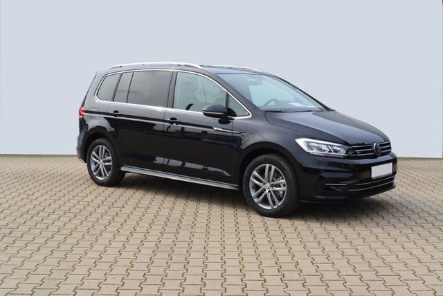 Volkswagen Touran - 1.5TSI DSG HIGHLINE R-LINE NAVI LED EASYOPEN KAMERA!!!