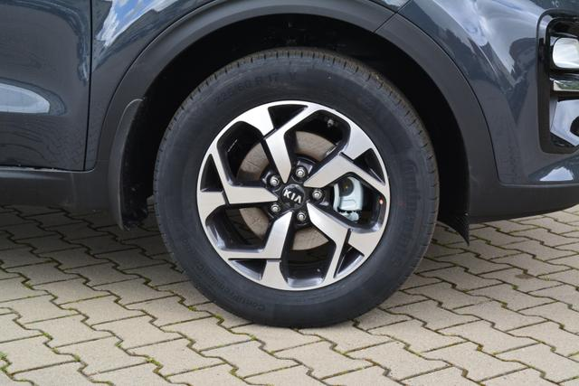 Kia Sportage EU Neuwagen mit LED Scheinwerfern billig kaufen in Bielefeld