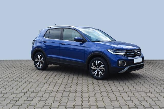 Volkswagen T-Cross - 1.0TSI STYLE LED APPCONNECT ACTIVE INFO ACC SHZ!!!