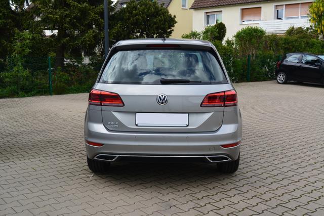 VW Golf Sportsvan Highline Tungsten silber EU Neuwagen günstig in Bielefeld kaufen