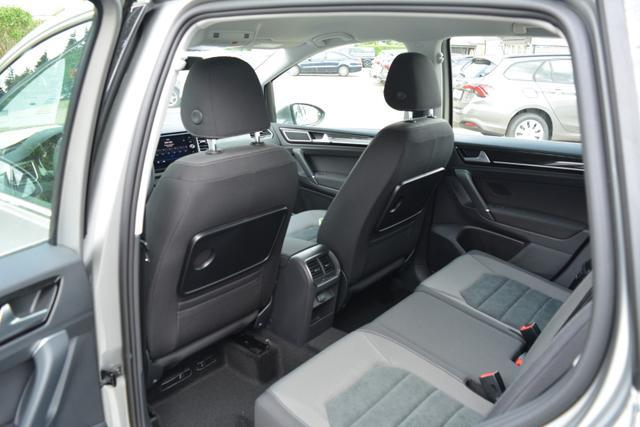 VW Golf Sportsvan Highline Tungsten Silber Metallic EU Neuwagen günstig in Bielefeld kaufeen