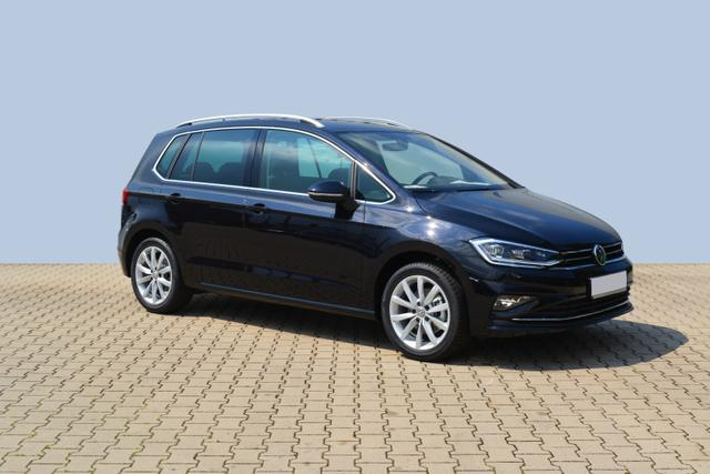 Volkswagen Golf Sportsvan - 1.5TSI DSG HL AHK ACC NAVI BEH. SCHEIBE PDC ALARM!!!