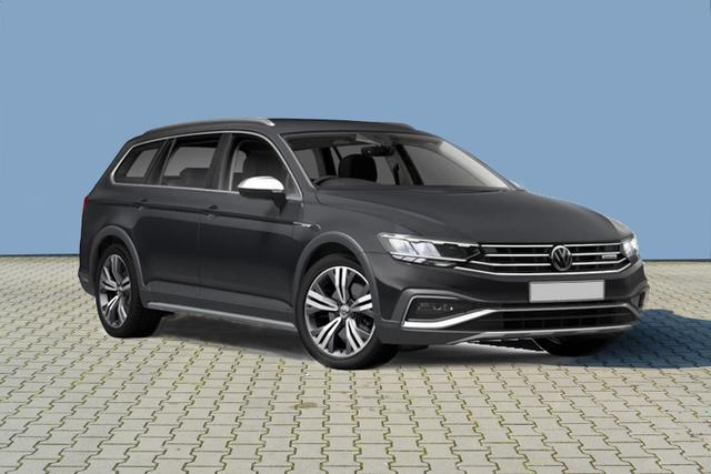 Volkswagen Passat - 2.0TDI 4Motion DSG ALLTRACK NAVI STANDHEIZUNG!!!