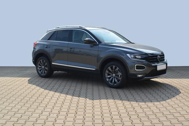 Volkswagen T-Roc - 1.5TSI SPORT NAVI ACC LED ACTIVE INFO DISPLAY!!!