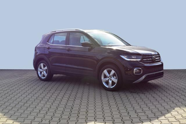 Volkswagen T-Cross - 1.0TSI DSG STYLE LED NAVI ACTIVE INFO ACC SHZ!!!